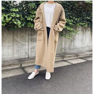 Ron Herman - 新品naeコートDuffle Handmade Coat_beigeショート丈