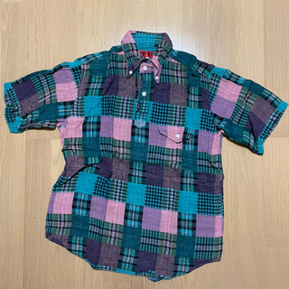 エビス(EVISU)のEVISUプルオーバーシャツ(シャツ)