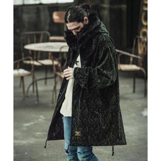グラム(glamb)のCorduroy mods coat サイズL / GLAMB(モッズコート)