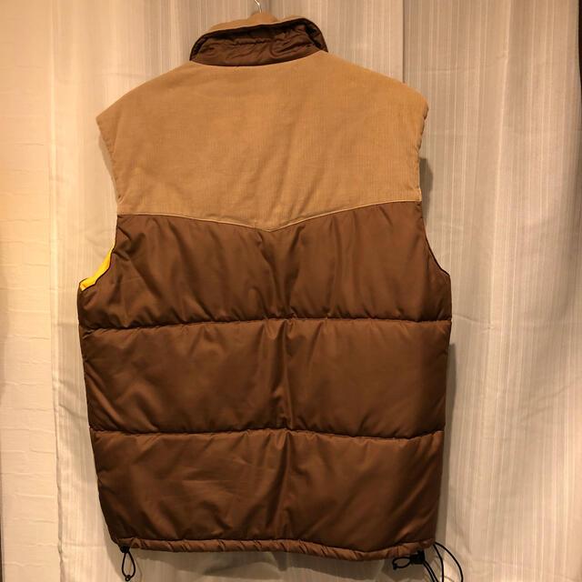 TENDERLOIN(テンダーロイン)のテンダーロイン ダウンベスト TENDERLOIN メンズのジャケット/アウター(ダウンベスト)の商品写真