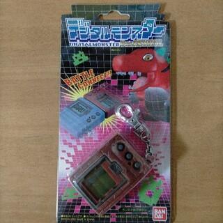 デジタルモンスターVer.REVIVAL ブラウン(携帯用ゲーム機本体)