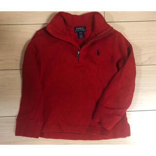 ラルフローレン(Ralph Lauren)の美品ラルフローレン キッズ ニット 3T/100サイズ程度(Tシャツ/カットソー)