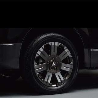 三菱 - 新型デリカD5 Pグレード新車外し タイヤホイルセット