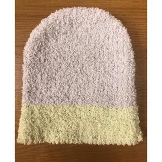 カシウエア(kashwere)のカシウェア ベビーニット帽 未使用(帽子)