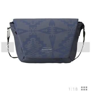イデアインターナショナル(I.D.E.A international)の美品ミレスト メッセンジャーバッグ(メッセンジャーバッグ)