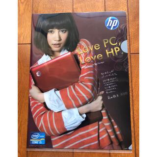 【非売品】AKB48 hp クリアファイル(クリアファイル)