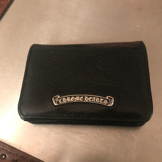 クロムハーツ(Chrome Hearts)のクロムハーツ カードケース(名刺入れ/定期入れ)