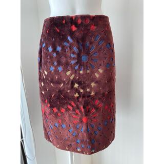 カルヴェン(CARVEN)のカルヴェン CARVEN◆タイトスカート サイズ36 ハンガリー製(ひざ丈スカート)