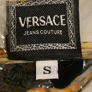 ジャンニヴェルサーチ(Gianni Versace)の✨未使用 VERSACE シルク100% 豹柄ブラウス✨(シャツ/ブラウス(長袖/七分))