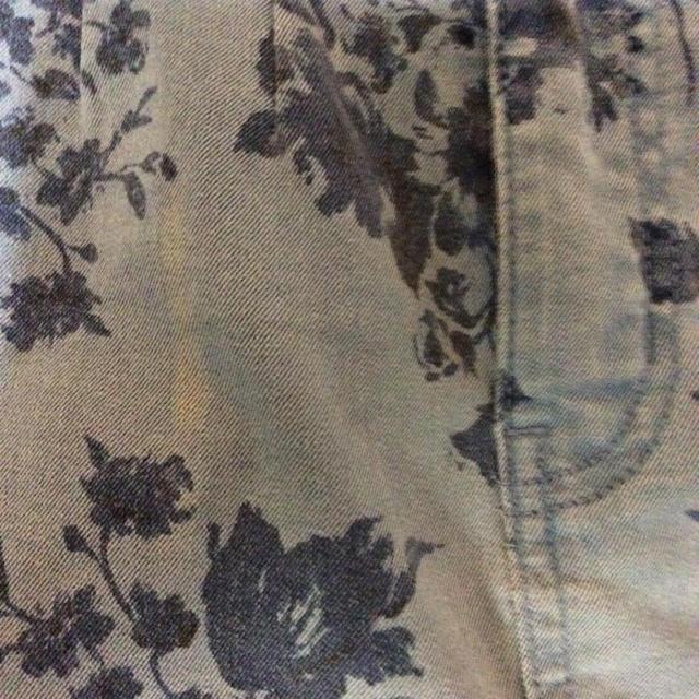 COCO DEAL(ココディール)のココディールデニム花柄セットアップ レディースのワンピース(その他)の商品写真