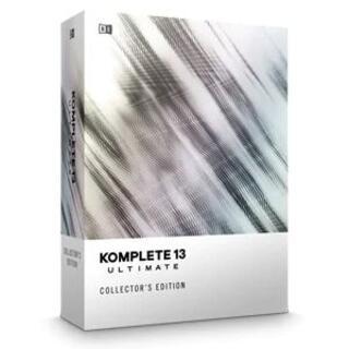 KOMPLETE ULTIMATE 8-13対象アップグレード版(ソフトウェア音源)