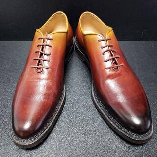 ジャコメッティ(Giacometti)のフラテッリジャコメッティ(F.lli Giacometti) 革靴 US9(ドレス/ビジネス)