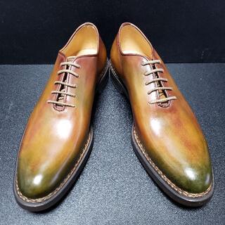 ジャコメッティ(Giacometti)のフラテッリジャコメッティ(F.lli Giacometti) 革靴 US8.5(ドレス/ビジネス)