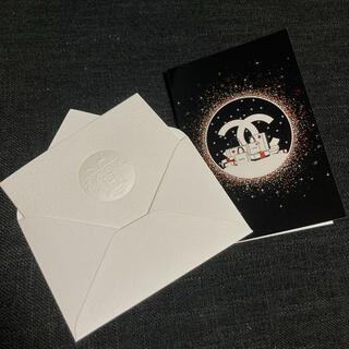 エルメス(Hermes)のHERMES レターセット &  CHANEL ポストカード(カード/レター/ラッピング)