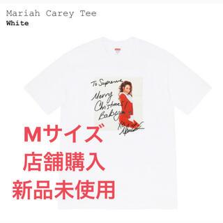 シュプリーム(Supreme)のSupreme 20fw Mariah Carey Tee  マライア(Tシャツ/カットソー(半袖/袖なし))