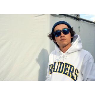 RAIDERS SIDEPANEL PARKA レイドジャパン(ウエア)