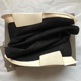 アディダス(adidas)のadidas by RickOwens ストレッチブーツ スニーカー uk6(ブーツ)