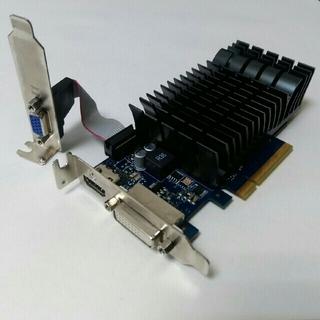 エイスース(ASUS)のASUS/ NVIDIA GeForce GT630搭載ファンレスGPU グラボ(PCパーツ)