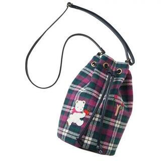 familiar - 未開封 ファミリア ファミリアショー 巾着 ポシェット ショルダーバッグ