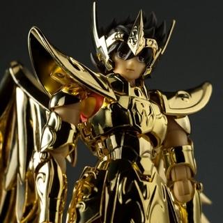 バンダイ(BANDAI)の【新品未開封】2020 聖闘士聖衣神話EX サジタリアス星矢 GOLD24(キャラクターグッズ)