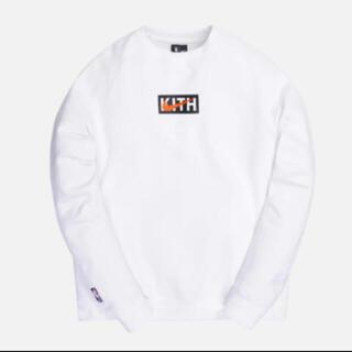 ナイキ(NIKE)のKith Nike New York Knicks Logo Crewneck(スウェット)