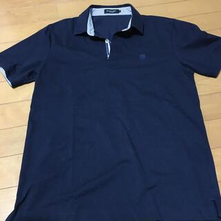 バーバリーブラックレーベル(BURBERRY BLACK LABEL)のBLACK LABEL ポロシャツ サイズ2(ポロシャツ)