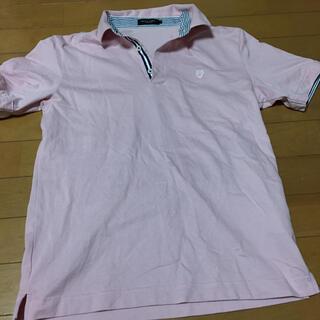 バーバリーブラックレーベル(BURBERRY BLACK LABEL)のBLACK LABEL サイズ2 ポロシャツ(ポロシャツ)