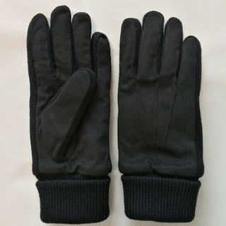 ユニクロ(UNIQLO)のユニクロ メンズ Mサイズ ヒートテック 手袋(手袋)