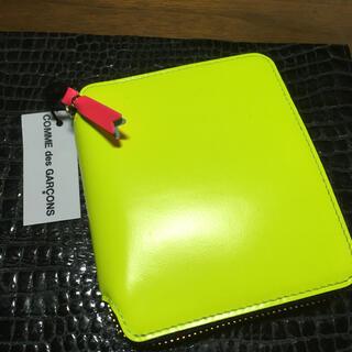 コムデギャルソン(COMME des GARCONS)のコムデギャルソン 新品 レア色 イエロー 財布(財布)