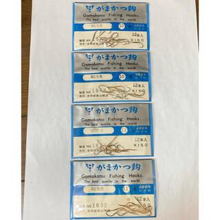 ガマカツ(がまかつ)のがまかつ製  胴突流線 10号 11号 各2袋セット(釣り糸/ライン)