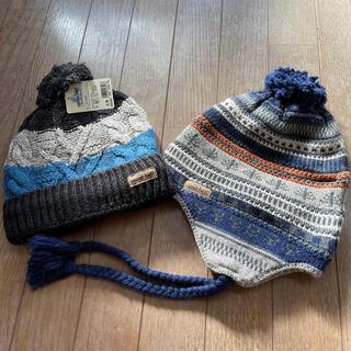 モンベル(mont bell)の新品未使用 mont-bell モンベル ニット帽 ゆるキャン (ニット帽/ビーニー)