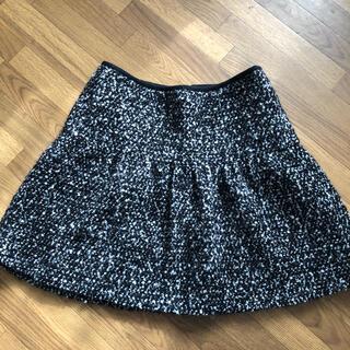 バーバリーブルーレーベル(BURBERRY BLUE LABEL)のブルーレーベル スカート(ミニスカート)