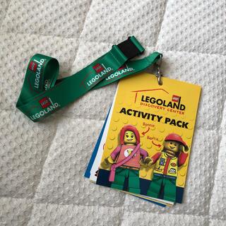 レゴ(Lego)のLEGOランド ストラップ(ストラップ)