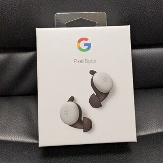 グーグル(Google)のPixel Buds white(ヘッドフォン/イヤフォン)