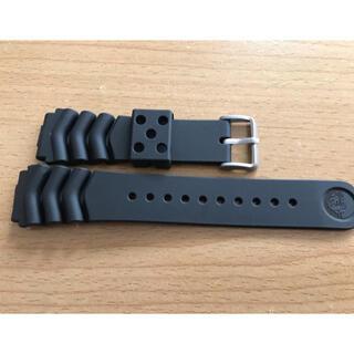 セイコー(SEIKO)のセイコー ダイバーズ 新品 7S26 ラバーストラップ 22mm ベルト 新品(ラバーベルト)