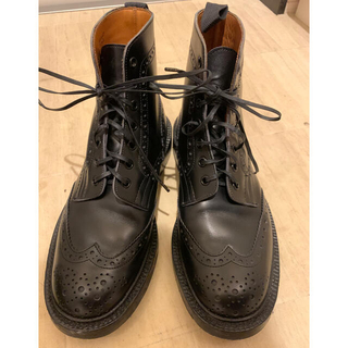 Trickers - トリッカーズ カントリーブーツ メンズ 革靴  極美品