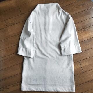 ルクールブラン(le.coeur blanc)のルクールブラン ワンピースチュニック38 le. coeur blanc(ひざ丈ワンピース)