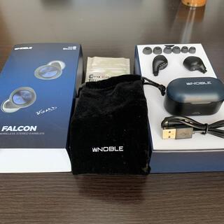 ノーブル(Noble)のnoble audio falcon(ヘッドフォン/イヤフォン)