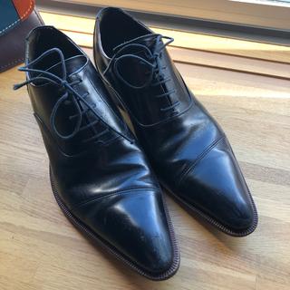 コムサメン(COMME CA MEN)のplatinum comme ça コムサ メンズ 革靴(ドレス/ビジネス)