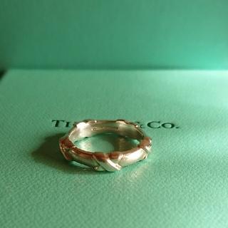 ティファニー(Tiffany & Co.)のHAL様専用‼️ティファニー シグネチャーXリング(リング(指輪))