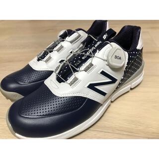 ニューバランス(New Balance)のニューバランス ゴルフシューズ 【WGB574】ドット 水玉(シューズ)