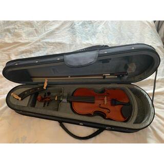 ヤマハ(ヤマハ)のヤマハ 分数バイオリン 1/4 V5G(ヴァイオリン)