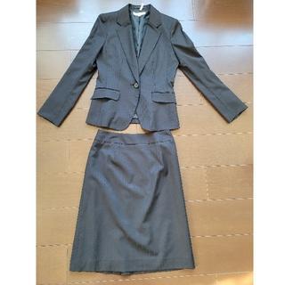 AZEY-LE フォーマルスーツ ストライプ 黒(スーツ)