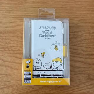 ピーナッツ(PEANUTS)のスヌーピーミュージアム東京限定 スマホケース(iPhoneケース)
