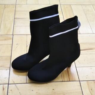 ストレッチブーツ ショートブーツ(ブーツ)