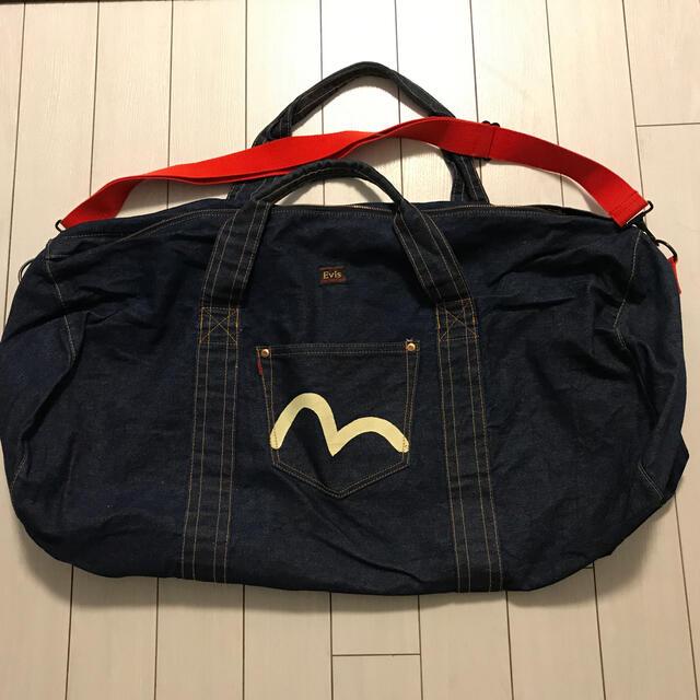 EVISU(エビス)のevis エビス ボストンバッグ メンズのバッグ(ボストンバッグ)の商品写真