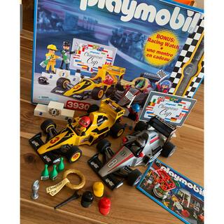 レゴ(Lego)のplaymobil プレイモービル F1表彰台(その他)