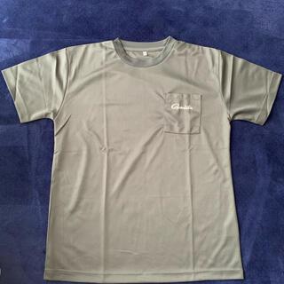 ガマカツ(がまかつ)のがまかつ Tシャツ ステッカー(ウエア)