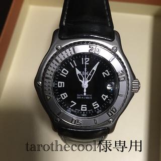 エベル(EBEL)の腕時計 エベル EBEL  Discovery 自動巻き(腕時計(アナログ))