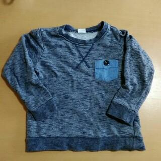 アカチャンホンポ(アカチャンホンポ)の男の子 トレーナー110cm(Tシャツ/カットソー)